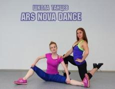 Преподаватели танцев Арс-Нова Екатерина Разина и Екатерина Ермакова