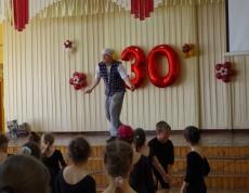 Андрей Глущенко на сцене