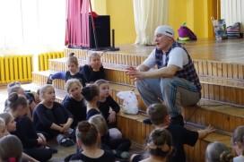 Фотография с апрельского мастер-класса в школе «Арс Нова»