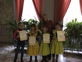 Фото детского танцевального колектива Арс Нова