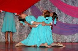 Танцевальный номер с отчета АрсНова